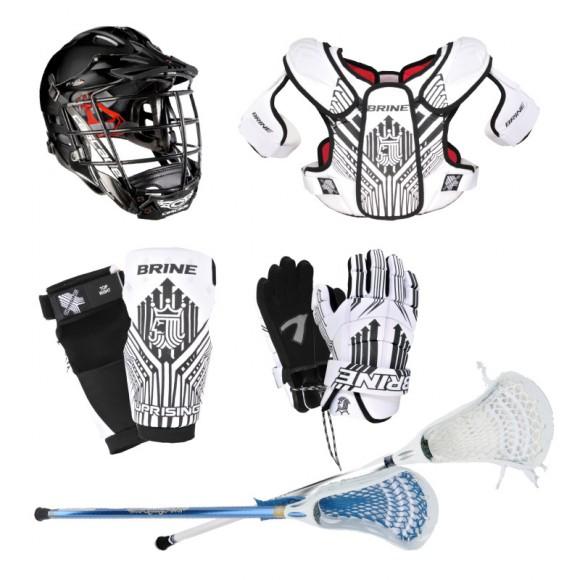 Brine / Cascade Lacrosse Starter Package