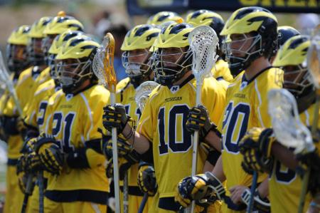 University of Michigan Lacrosse