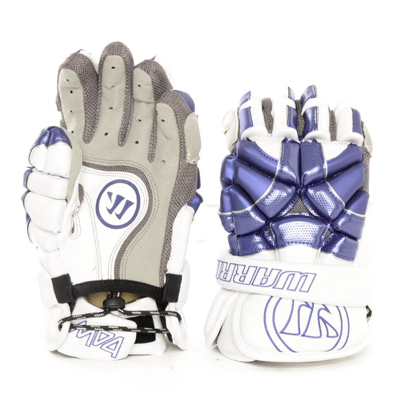 Warrior Mac Daddy IV Lacrosse Gloves