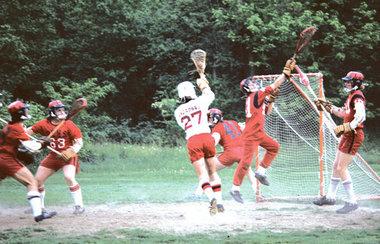 Richard Prakopcyk - Rutgers Lacrosse